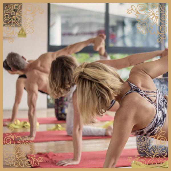 yoga airlie beach