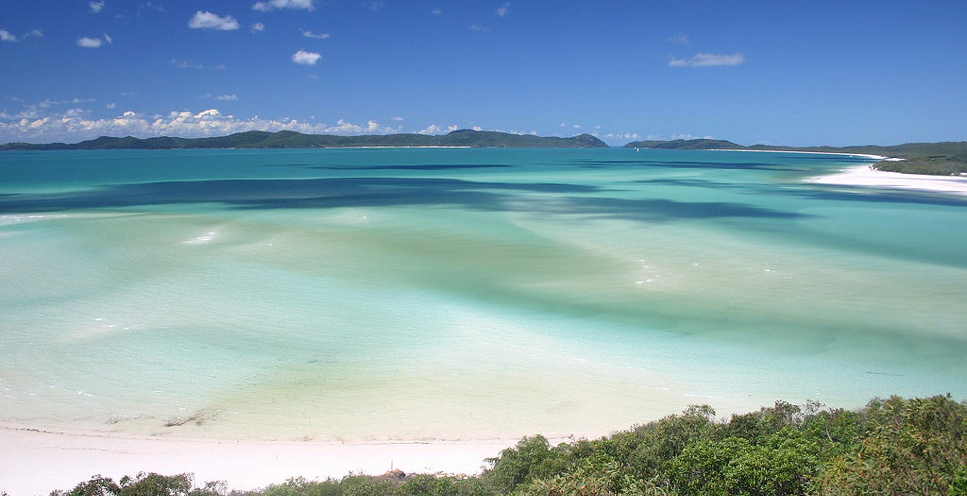 retreats whitsunday islands