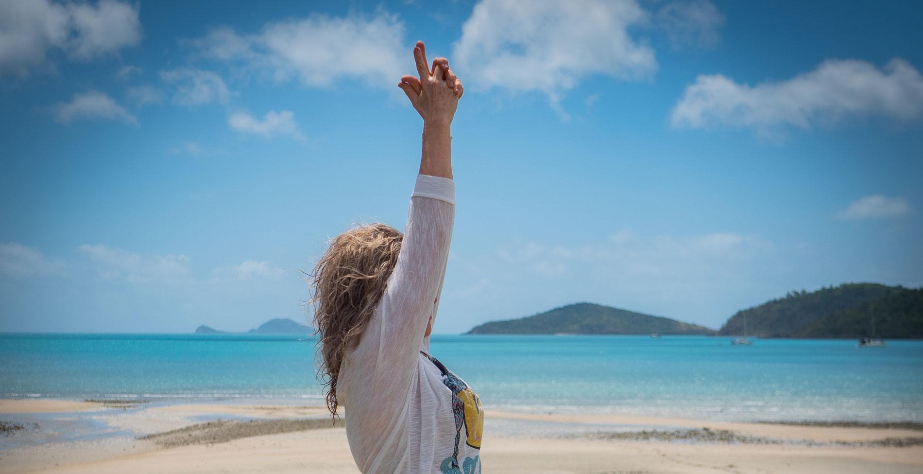 yoga classes airlie beach